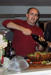 Chris, The Sommelier