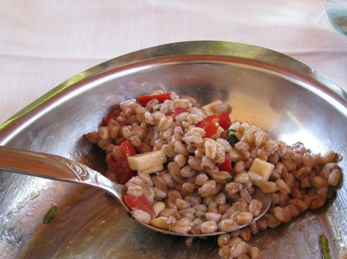 Faro Salad
