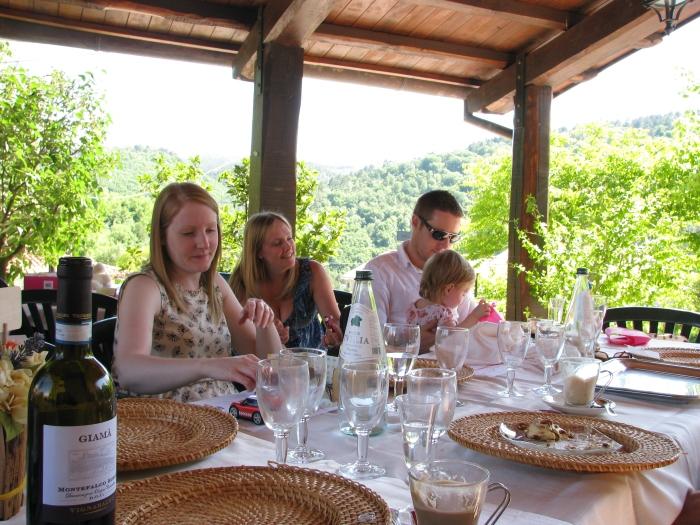Feast in Umbria