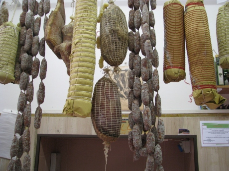 Dry Cured Meats of Every Type