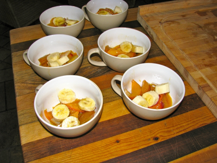 The Poached Fruit