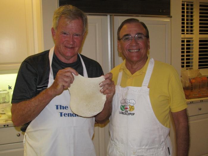 The Chefs - Bill and Bob