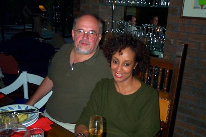 Tim and Glenn Nafziger