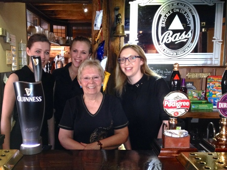 The Lovely Bar Maids