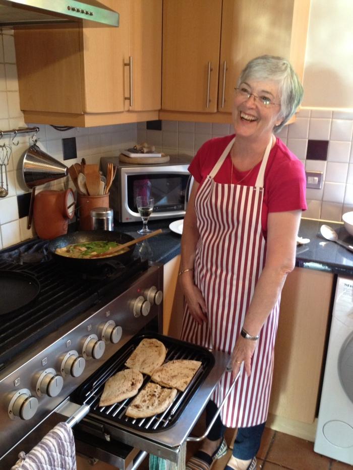 Anita the Proud Chef