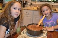 Fudge - Stirring in the Chocolate