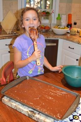 Fudge - Taste Testing