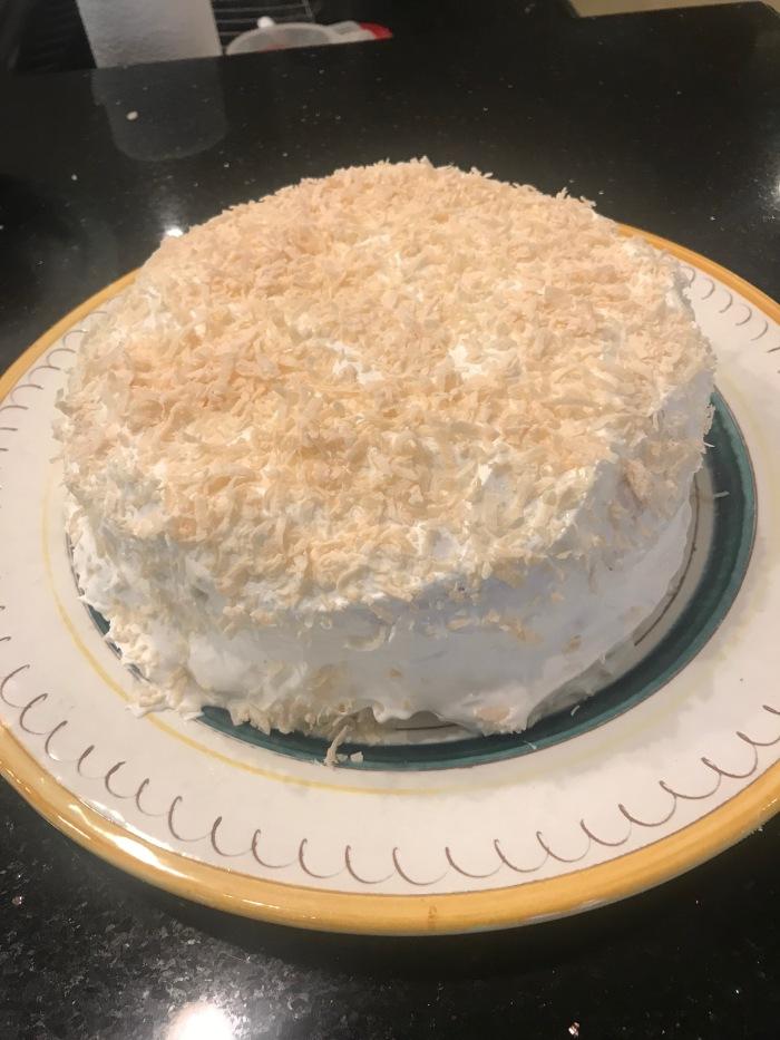 Cocomut Cake